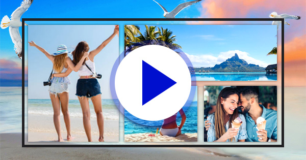 Create a video with your most beautiful memories!
