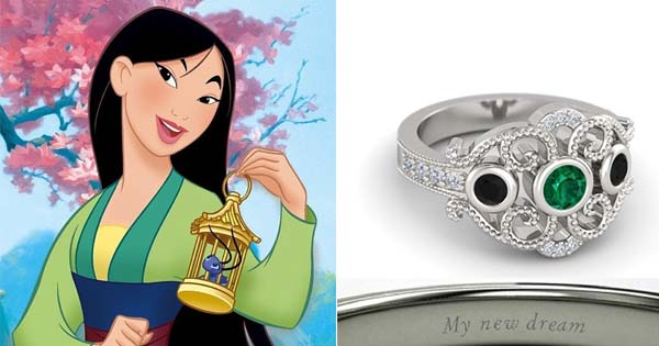 Which DISNEY PRINCESS RING Suits You Most?