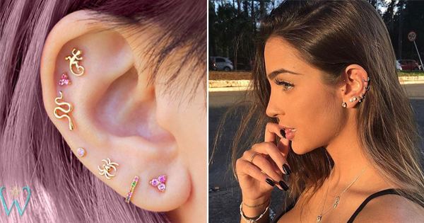 Which Ear Piercing Suits You Best?