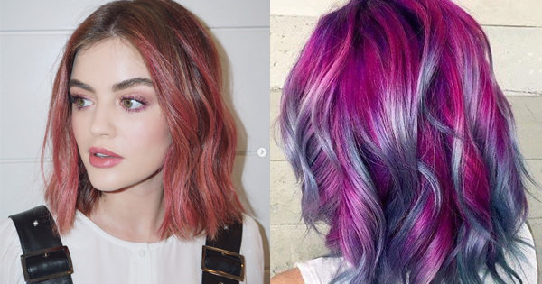 What Coloured Hair Suits YOUR Personality Best?