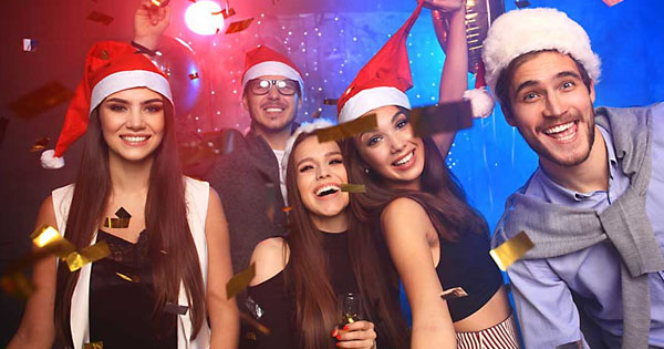 What Christmas party person are you?