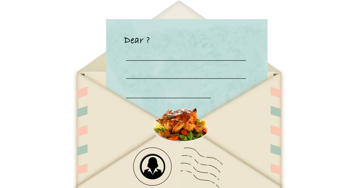 Please Check This Thanksgiving Card Someone Sent You Secretly…