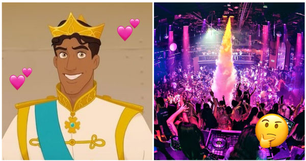 We'll Tell You Which Disney Prince Is Your Soulmate Based On Your Party Style